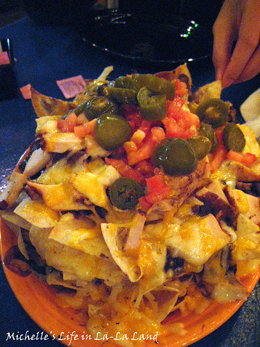 Fred's Mexican Cafe- Grande Nachos