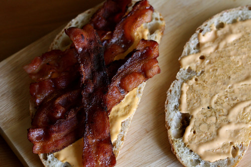 Homemade Mayonnaise and the BLT