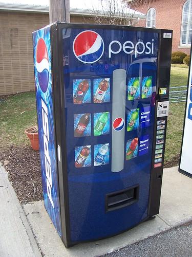 soda machine new