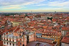 Across the Rooftops (2) Verona, Italy