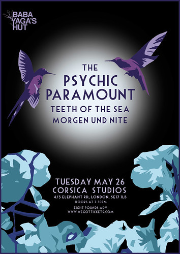 THE PSYCHIC PARAMOUNT