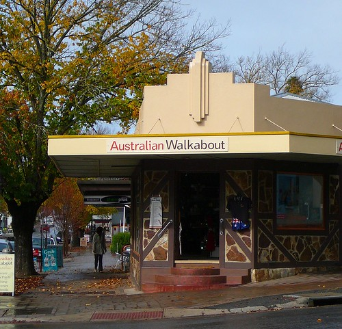 Odd Architecture in Hahndorf