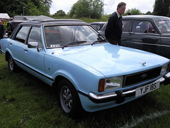 1977 Ford Cortina 2.3 Ghia (Trigger's Retro Road Tests!) Tags: ford cortina photos 23 1977 essex 2009 colchester rallye ghia olde tyme aldham