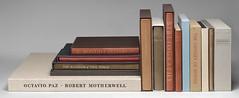 Limited Editions Club books (Horton Tank Graphics) Tags: printing letterpress press octaviopaz robertmotherwell thelimitededitionsclub
