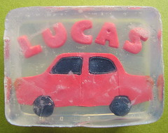 Soap for Lucas