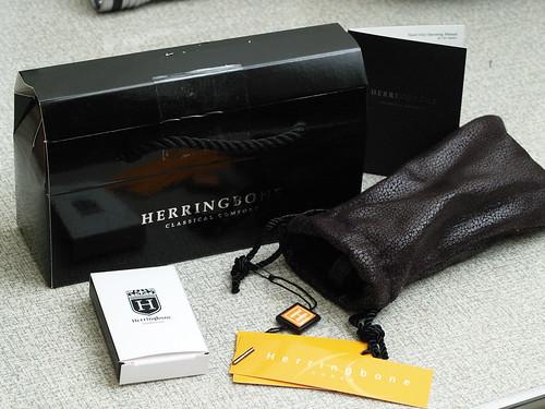 P6106894 Herringbone 手腕帶