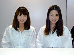 上村ゆみこ+佐取杏