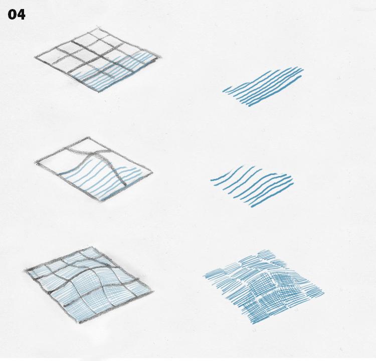 strichführung - zeichnen - 04