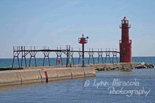 Algoma Pierhead Lighthouse 1