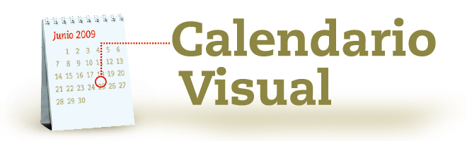Calendario Visual