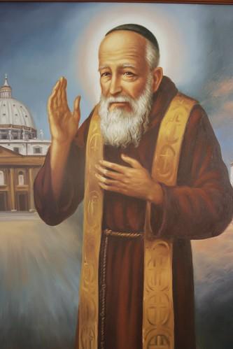 El santo de hoy...Leopoldo de Castelnovo (Adeodato Mandic),  3641507871_bec6fb2377