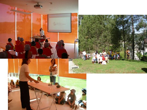 Jardim de Infância Igreja nº2 - Goim e Jardim de Infância de Igreja - Romariz