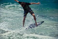 DSC_9983 (patronsaintjofro) Tags: beach surfing skimboarding aliso
