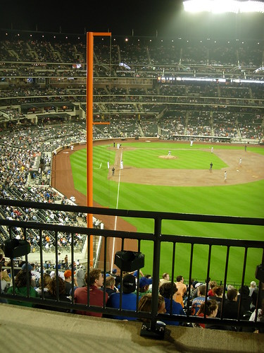 A NIGHT AT CITI FIELD