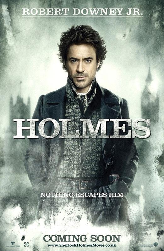 Thumb Sherlock Holmes con Robert Downey Jr.
