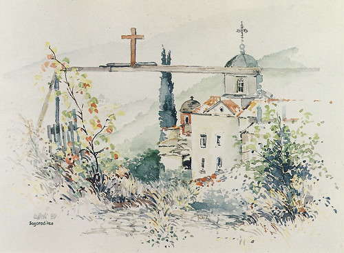 Athos-Bogoroditsa
