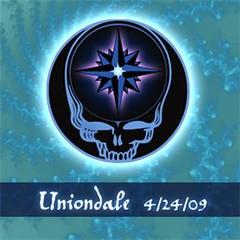 Digital Soundboard for The Dead 4/24/09 - Nassau Veterans Memorial Coliseum, Uniondale, New York