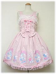 AP Twinkle Mermaid JSK (Pink) (patchxscream) Tags: angelicpretty twinklemermaid