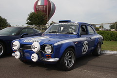 Ford Escort Mexico V8