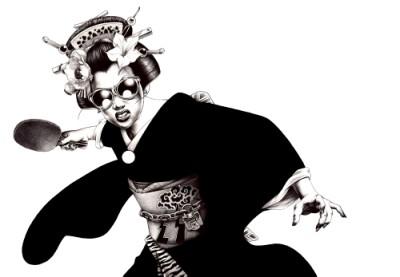 Hakuchi Pop Manga