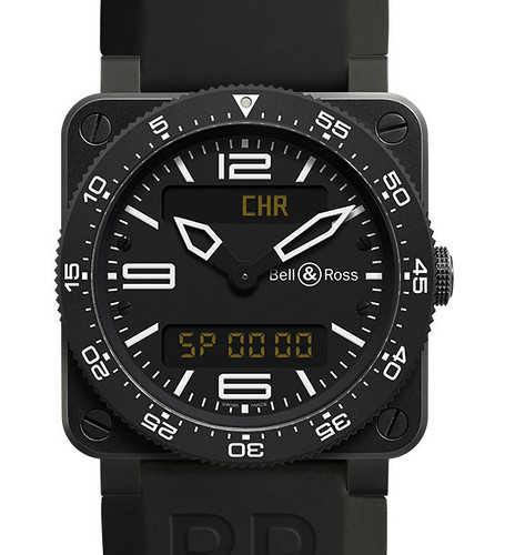 Bell and Ross CU