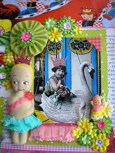 Party Time Scrapbook Layout! 3