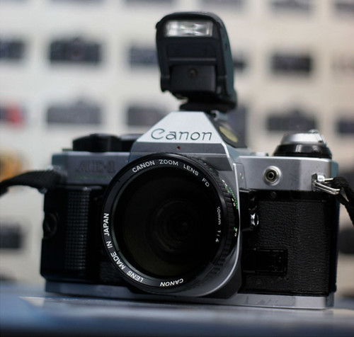 Canon AE-WANT