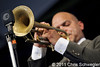 Irvin Mayfield @ New Orleans Jazz & Heritage Festival, New Orleans, LA - 05-08-11