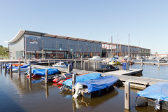 Maritiem Centrum Reitdiephaven (Mark Sekuur) Tags: haven architecture canon eos 7d groningen centrum architectuur reitdiep enquete watersport dva jachthaven dagvandearchitectuur maritiem recreatief 7d eos waterborg reitdiephaven gebouwenenquete