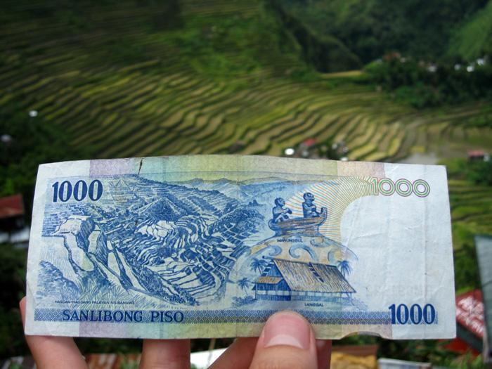 1000 Pesos and Batad