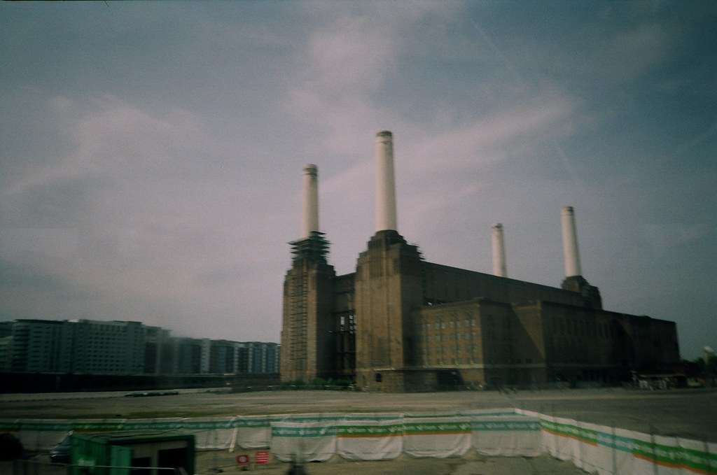 battersea glance