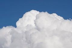 Man in the cloud (ptrlx) Tags: sky june clouds nikon d90 nikkor105mmf28gvrmicro
