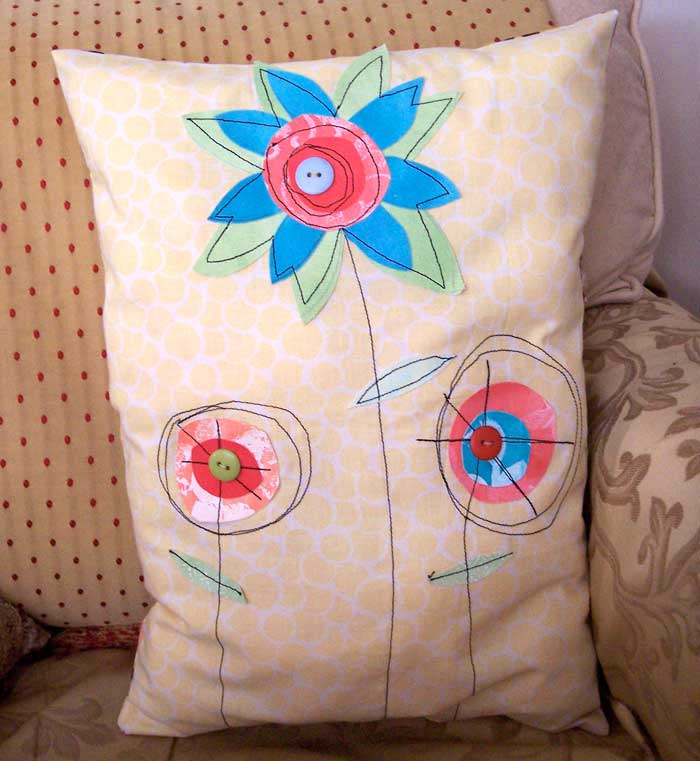 Easy Pillow Cover Designs For Painting