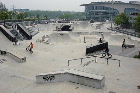 3297615245 9f80d3dd36 o 10 Arena Skateboard Yang Super Keren