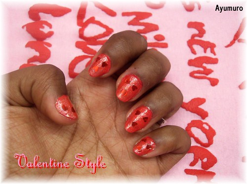 nail Valentine Celebration Nails nail art designs gallery