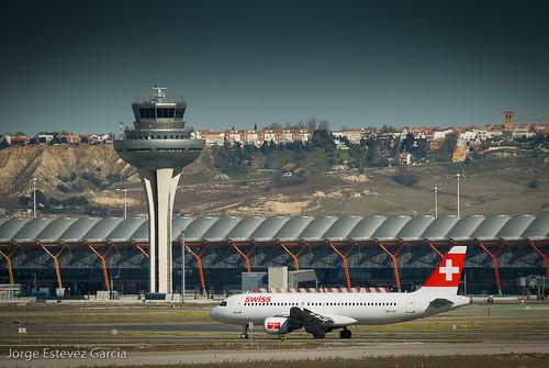 Madrid/Barajas Airport LEMD por jorgeestevezphoto.