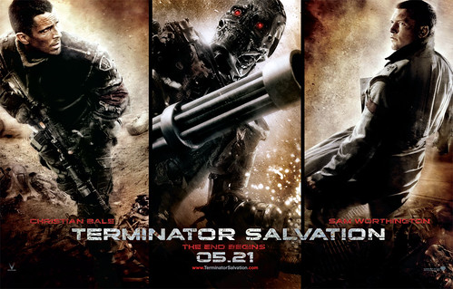 terminator salvation tryptique