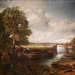 Constable, View on the Stour Near Dedham