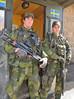 Swedish soldiers, assigned to the NATO-led Kosovo Force (KFOR), protecting Grachinitsa Monastery, Kosovo, March 1,  2009 (Ivan S. Abrams) Tags: nikon bosnia serbia croatia macedonia slovenia prizren kosova kosovo balkans nikkor albania nikondigital yugoslavia nato adriatic montenegro pristina smörgåsbord decan kfor peje pec ferizaj kosove gjilane unmik rugova djakova blakans gjakove nikkor24120mm d700 nikonprofessional onlythebestare ivansabrams trainplanepro nikond700 nikon24120mmf3556gvr ivanabrams nikkor24120mmlens bosniaandherzogovnia metrovica copyrightivansafyanabrams2009allrightsreservedunauthorizeduseprohibitedbylawpropertyofivansafyanabrams unauthorizeduseconstitutestheft thisphotographwasmadebyivansafyanabramswhoretainsallrightstheretoc2009ivansafyanabrams nikkor24120mmf35mmf3556gvr abramsandmcdanielinternationallawandeconomicdiplomacy ivansabramsarizonaattorney ivansabramsbauniversityofpittsburghjduniversityofpittsburghllmuniversityofarizonainternationallawyer