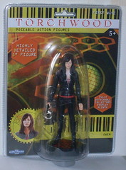Torchwood Gwen Cooper Action Figure