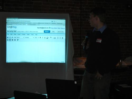 Barcamp Buffalo #1 - 23
