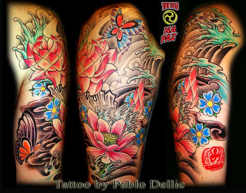 Tatuagem Oriental, Asian Tattoos (Set)