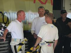 Johnny O'Connell and Jan Magnussen (capsfan1222) Tags: chevrolet race racecar canon racing powershot chevy corvette alms imsa americanlemansseries corvettec6r midohio gt1 corvetteracing s3is canonpowershots3is johnnyoconnell midohiosportscarcourse acurasportscarchallenge janmagnussen 2008acurasportscarchallenge