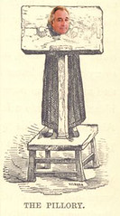 Madoff in the public pillory (baierman) Tags: pillory madoff berniemadoff ponzimadoffpillory