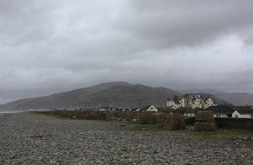 Fairbourne in early March