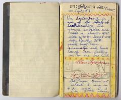 Diary - September 1957