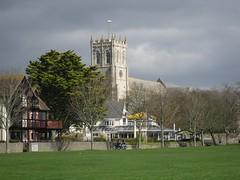 Christchurch Priory Church (crwilliams) Tags: desktop christchurch favorite church dorset date:month=march date:day=14 date:year=2009 date:hour=12 date:wday=saturday