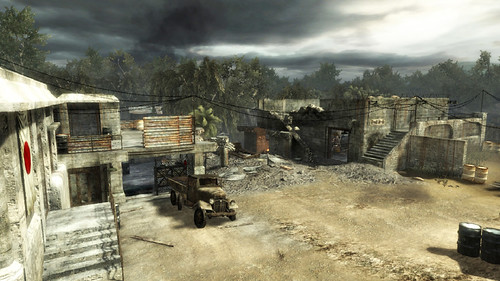 Call of Duty World at War MapPack 1-2
