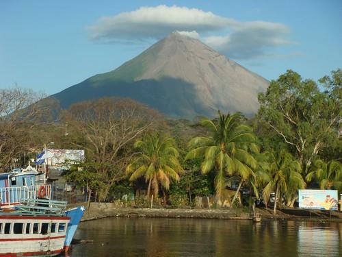 Arrival Isla Ometepe...