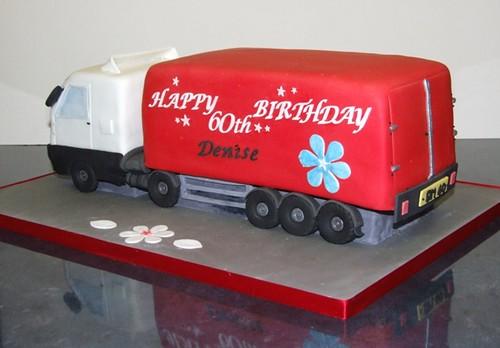 Lorry Cake (back)